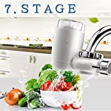On Faucet Water Filter, Yannic , 7 Stage