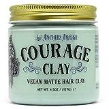 Vegan Matte Hair Clay - Courage Clay