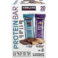 Kirkland Signature Protein bar Energy Variety Pack