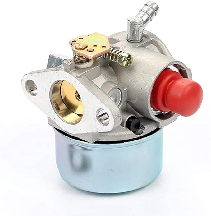 YUANDAKEJI 640350 Alturas Carburador de Madera Compatible para Tecumseh LEV100 LEV105 Lev 120 LV195EA LV195 x A 640303 640271 Máquina de carburador cortadora de césped