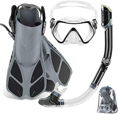 ZEEPORTE Snorkel Snorkeling Panoramic Swimming product image