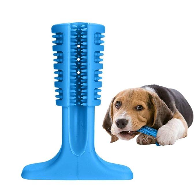 VANUODA Cepillo de Dientes para Perro, Cepillo para Mascotas, Limpieza de Dientes de Perro Juguetes para Masticar (S): Amazon.es: Productos para mascotas