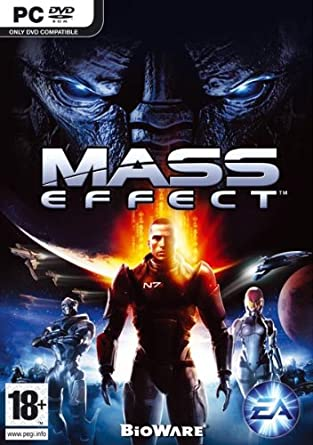 Mass Effect Value Game Pc Dvd España: Amazon.es: Videojuegos