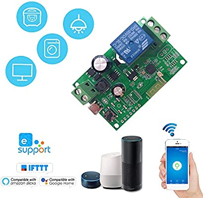 WiFi Wireless Relay Module Intelligent Home Automation for Mobile Phone Access