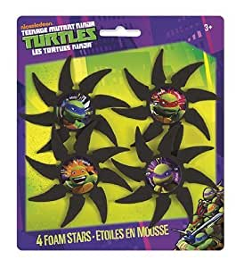 Amazon.com: Teenage Mutant Ninja turtles4 PC Espuma ...