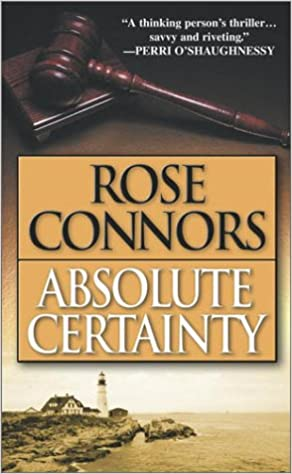Book Absolute Certainty: A Crime Novel