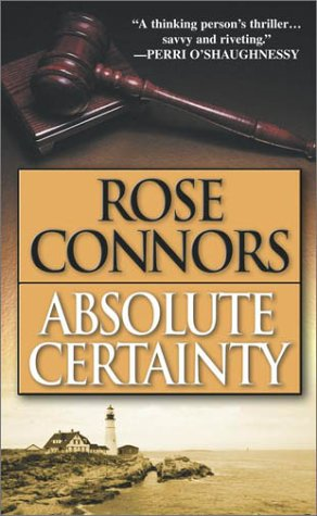 Absolute Certainty: A Crime Novel -