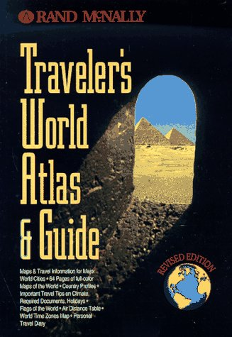 Traveler's World Atlas & Guide