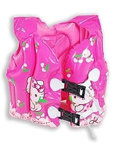 Hello Kitty - Chaleco hinchable (Saica Toys 9315)