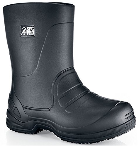 "Shoes for Crews Men's 10"" Bullfrog Pro EH Waterproof Comp Toe Boot"