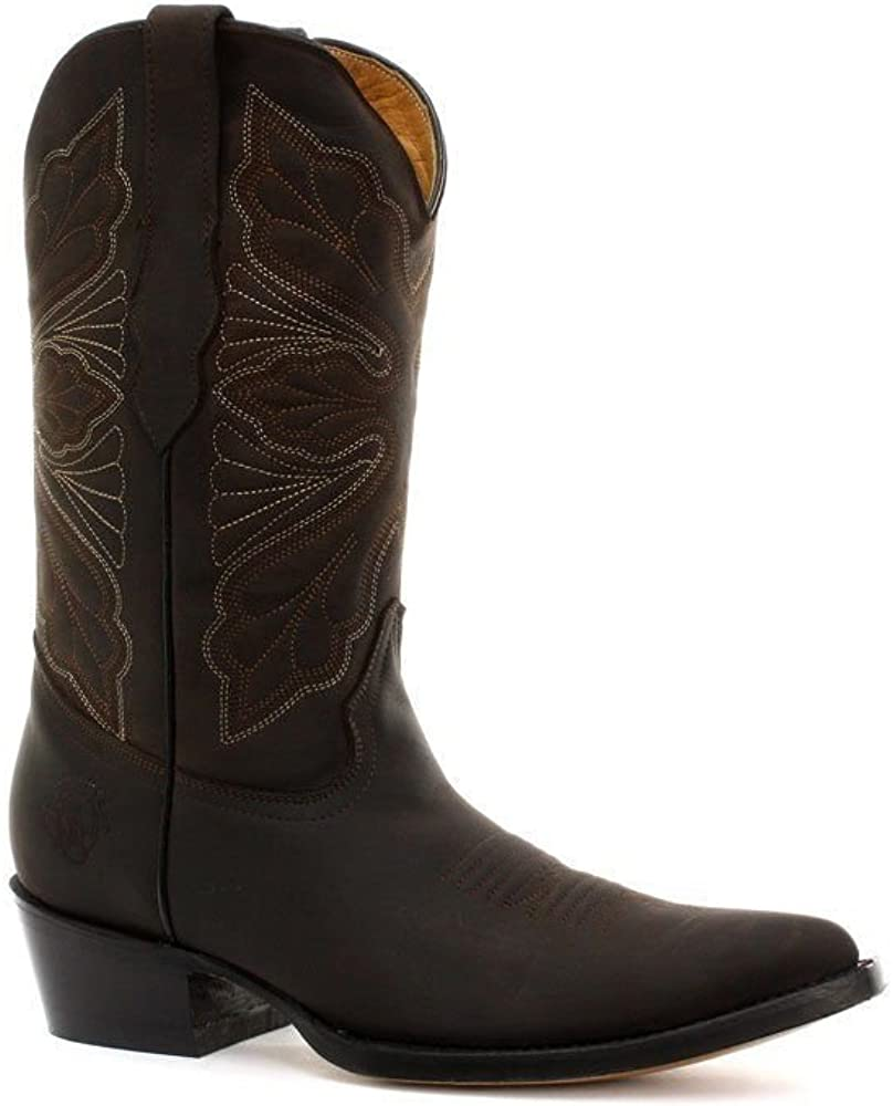 real cowboy boots for women
