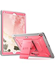 iPad Pro 12.9 inch case, SUPCASE [Heavy Duty] Unicorn Beetle PRO Series Full-Body Rugged Protective Case Without Screen Protector for Apple iPad Pro 12.9 inch 2017 Release (Pink/Gray)