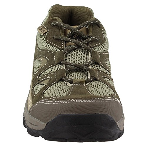 Hiking Mens Hiker Striker Nylon II Suede Lightweight Itasca Boot Brown and T8qHdT