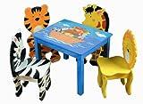 : Toy Workshop Noah's Ark Table