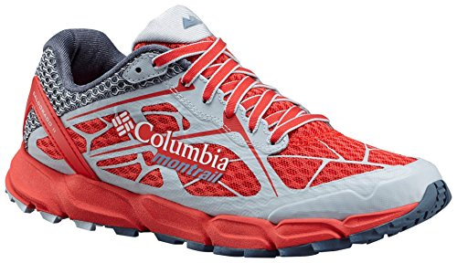 para Mountain Trail Running Zapatillas Caldorado II de Columbia Mujer Poppy Red xvwqCYAP