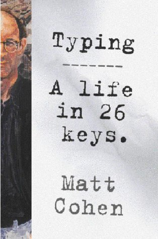 book cover of Typing