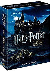 upc 769560205248 product image for Harry Potter: Complete 8-Film Collection (DVD, 2011, 8-Disc Set) LaMarca | barcodespider.com