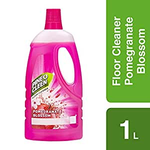 Pine O Cleen Antibacterial Disinfectant Liquid Floor Cleaner Pomegranate Blossom, 1000ml