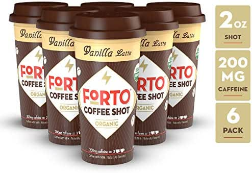 Coffee Drinks: Forto Coffee Shots