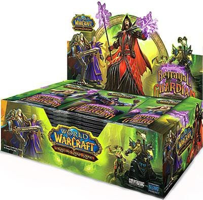 ading Card Game [TCG]: Timewalkers - Betrayal of the Guardian Booster Box ()