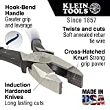 Klein Tools D2000-9ST Pliers, Side Cutters are