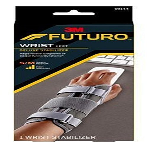 (Futuro Deluxe Wrist Stabilizer, Left Hand, Large/extra Large (45538ent))