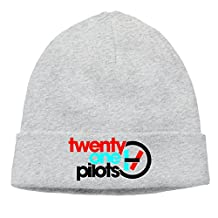 Twenty One Pilots Regional At Best Sports Caps Soft Cute Slouchy Beanies Hat