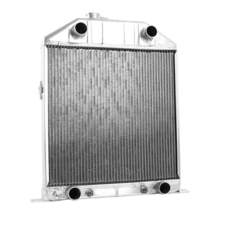 Griffin Radiator 1942-1948 Ford Flathead radiator with Transmission cooler