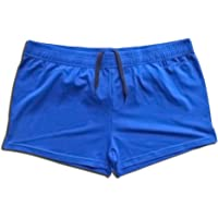 GYMAPE Mens Gym Culturismo Entrenamiento Deportes Shorts Algodón