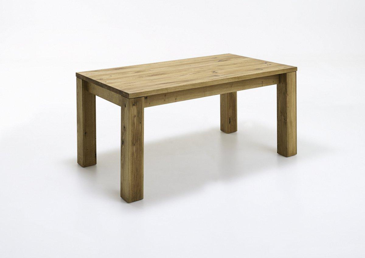 Kasper-Wohndesign 21042751 Tisch, Holz, 160 x 90 x 75 cm günstig kaufen