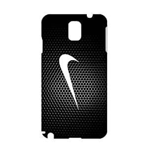 for Samsung Galaxy Note 3 N9005 Nike Logo Cover Case Official Design 3D Protective Cover Case Nike Series