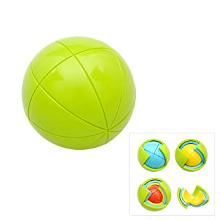 TOYMYTOY Puzzle Ball Wisdom Ball 3D Intelligence Ball Game Magic Puzzle Training