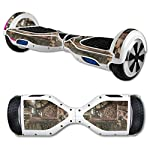 MightySkins Skin Compatible with Hover Board Self Balancing Scooter Mini 2 Wheel x1 Razor wrap Cover Sticker Steam Punk Room 5