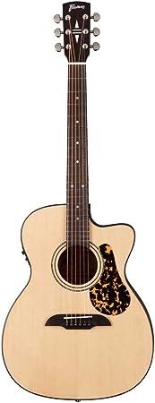 Framus fr FF 14 SV vsnt CE Legacy Folk CE Guitarra Western con ...