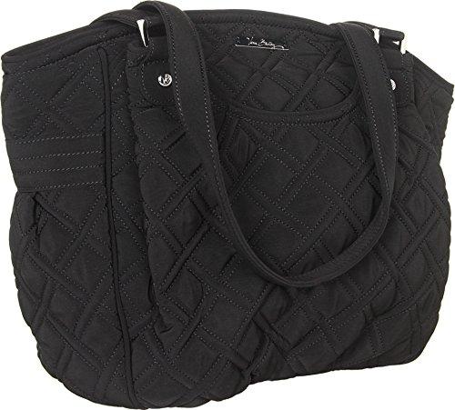 Vera Bradley Glenna 2 Shoulder Bag, Classic Black, One Size