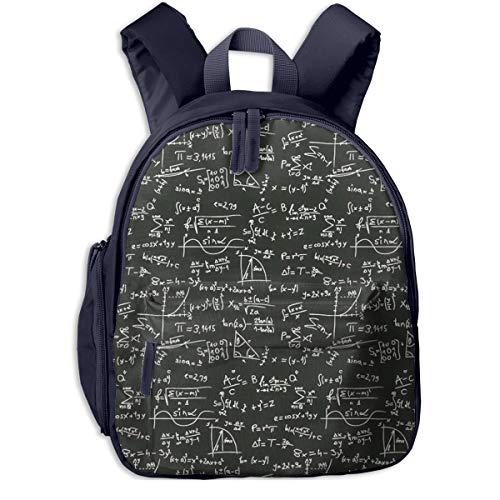 OUGC65FD Math School Backpack For Student Kid Child Girl Boy Backpack School -