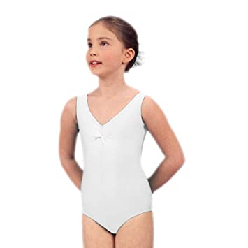 ad5524e502f4 1st Position Angela Ruched Front Leotard, Tops - Amazon Canada