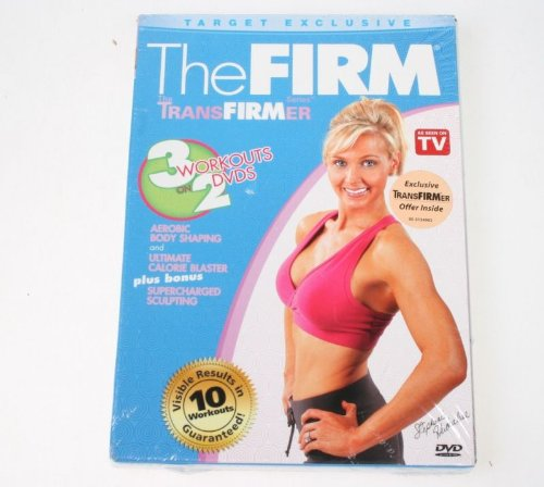 The Firm Transfirmer Series : Target Exlusive Edition : Aerobic Body Shaping , Ultimate Calorie Blaster , Supercharged Sculpting : 3 Workouts
