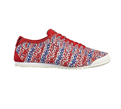 Tiger Onitsuka Chaussures Knit True Mexico Red 66 FgqxdAF