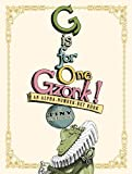 G Is for One Gzonk!, Tony DiTerlizzi, 141692471X