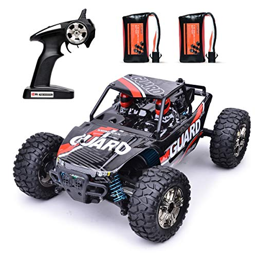 RC Cars 4WD RC Rock Racer Off-Road Electric car,2.4Ghz Radio Remote Control Car, 1/14 Scale RTR Hobby,Remote Control Truck High Speed Racing Monster