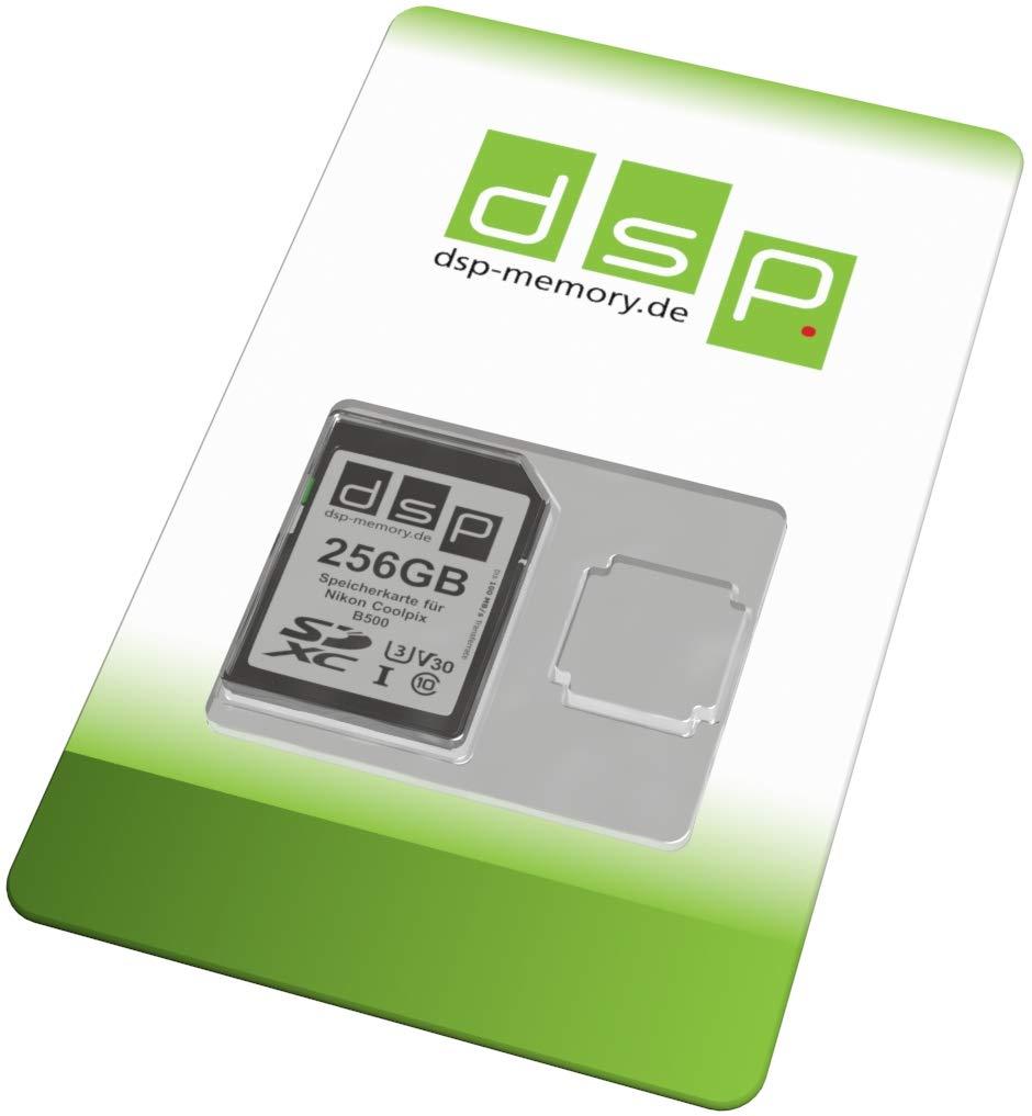 Tarjeta de Memoria de 256 GB para cámara Digital Nikon Coolpix ...