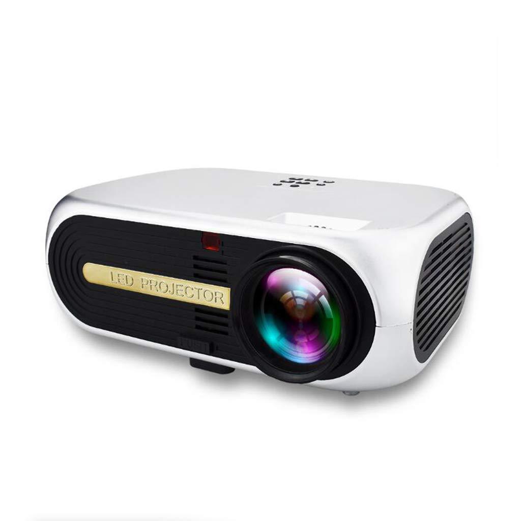 ビデオプロジェクターホームシアター、ホワイトバイオスコープHD B07M72QJ2T
