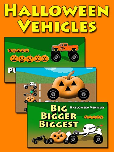 (Halloween Vehicles)