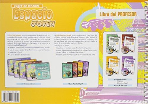 Espacio Joven A2.2 Libro del Profesor + Eleteca Access (Spanish Edition)