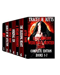 Lilith Mercury, Werewolf Hunter: The Complete Edition (Books 1-7) (New Adult Werewolf Romance Series): Monster Shifter Vampire Alpha Male Fantasy Romance