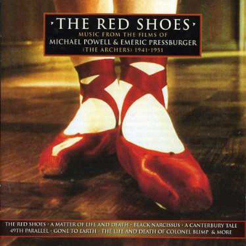 Price comparison product image The Red Shoes: Music From the Films of Michael Powell & Emeric Pressburger (Original Soundtrack)