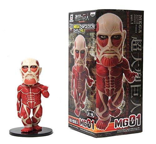 (Banpresto Bertolt Hoover Colossal Titan Form Attack on Titan Mega WCF Figure, 5