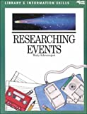 Researching Events, Maity Schrecengost, 1579500188