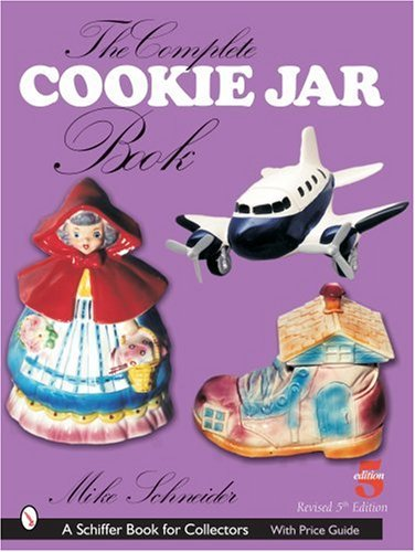 Download The Complete Cookie Jar Book (Schiffer Book for Collectors) pdf